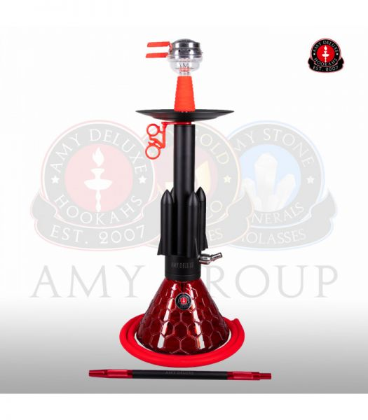 AMY Rocket 067.01 - Red RS Black