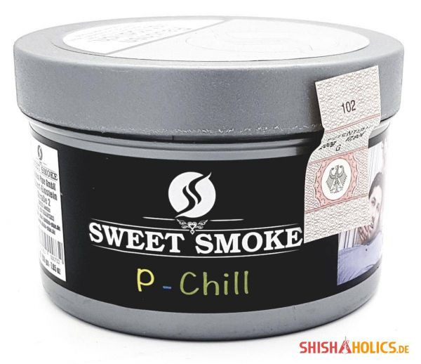 Sweet Smoke - P-Chill 200g