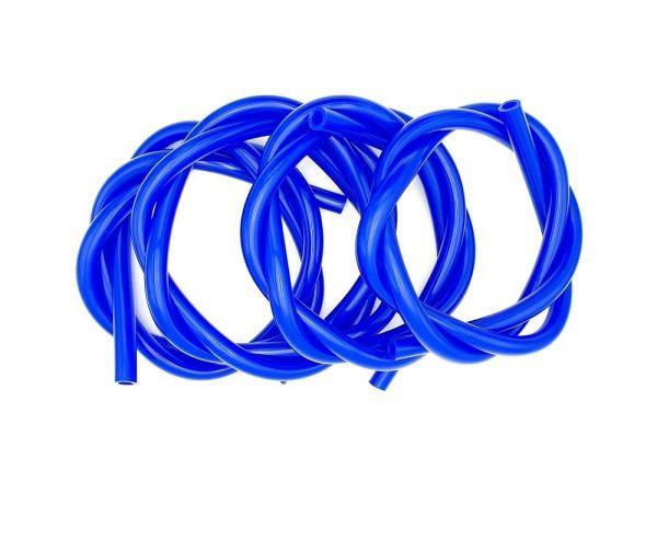 Shisha Silikonschlauch - Blau 4er Set