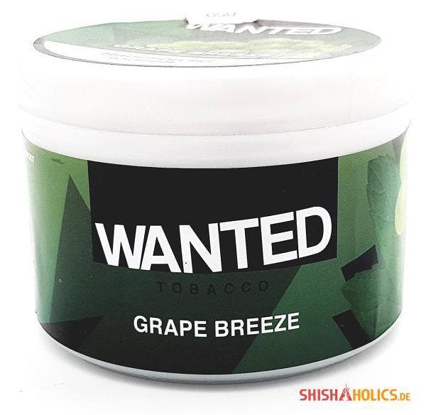 Wanted - Grape Breeze 200g