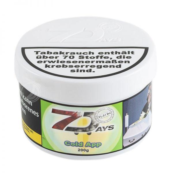 7Days Platin - Cold App 200g