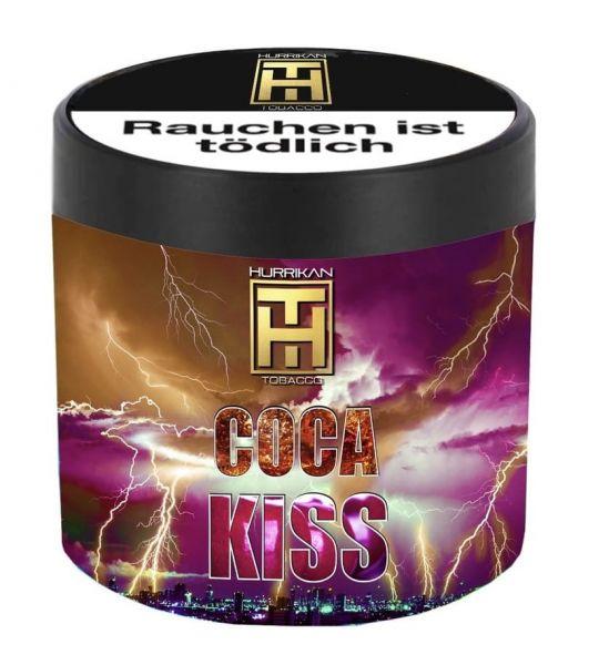 Hurrikan - Coca Kiss 200g