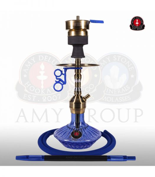 AMY Fusion Shine Mini SS33.03 - Blue RS Gold