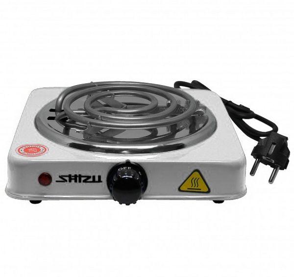 ShiZu Kohleanzünder 1000W - White