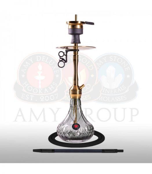 AMY Xpress Fame S SS29.02 - Gold Black