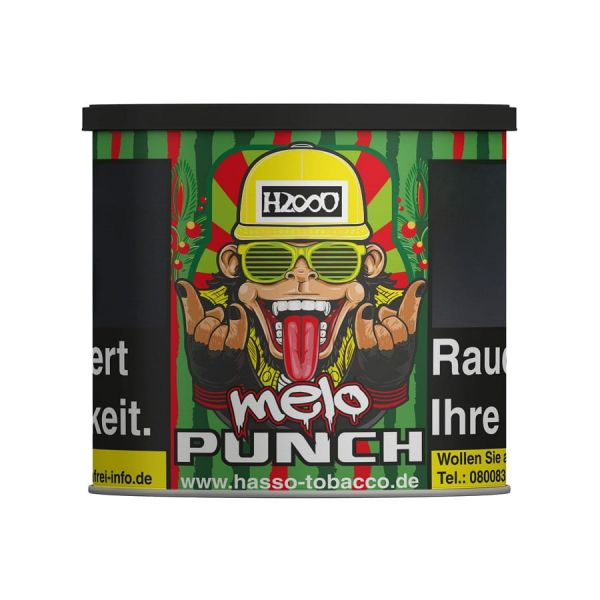 Hasso - MELO PUNCH 200g