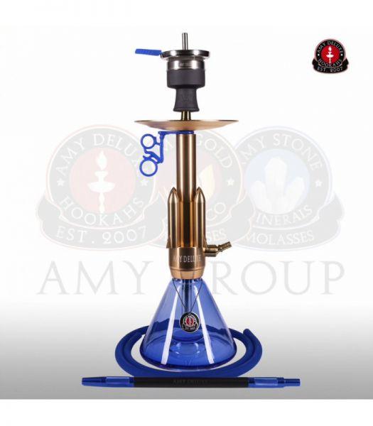 AMY Little Rocket 067.02 - Blue RS Gold