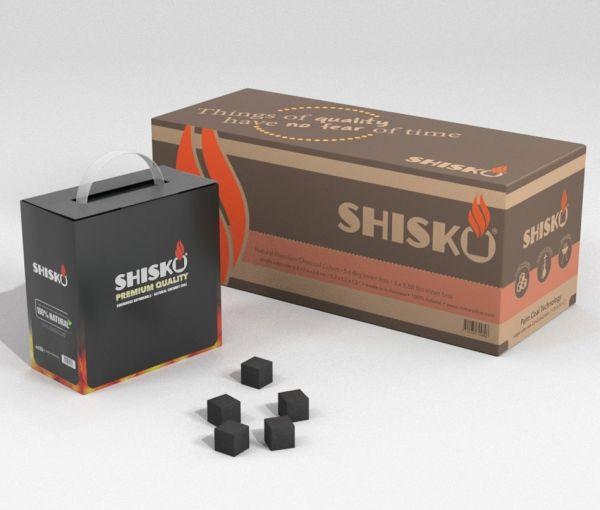 Shisko Premium Naturkohle - 20kg