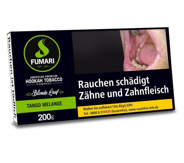 Fumari - Tango Melange 200g