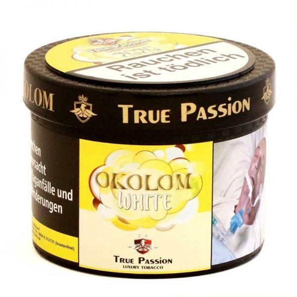 True Passion - Okolom White 200g