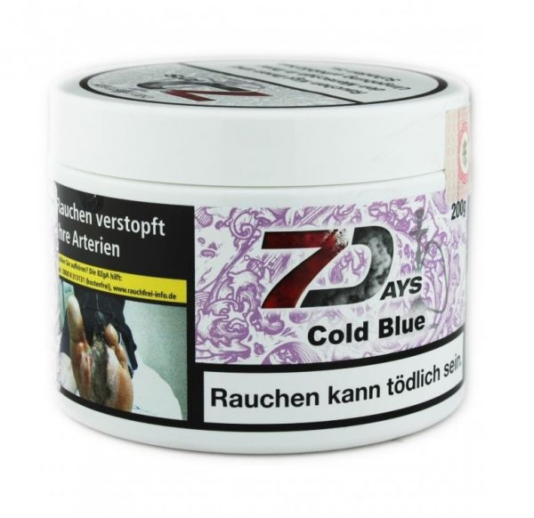 7Days Classic - Cold Blue 200g
