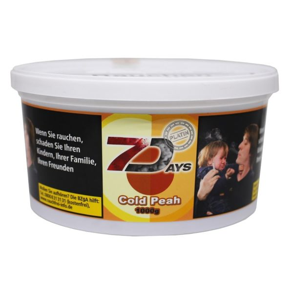 7Days Platin - Cold Peah 1kg