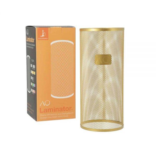 AO Laminator Windschutz - Gold