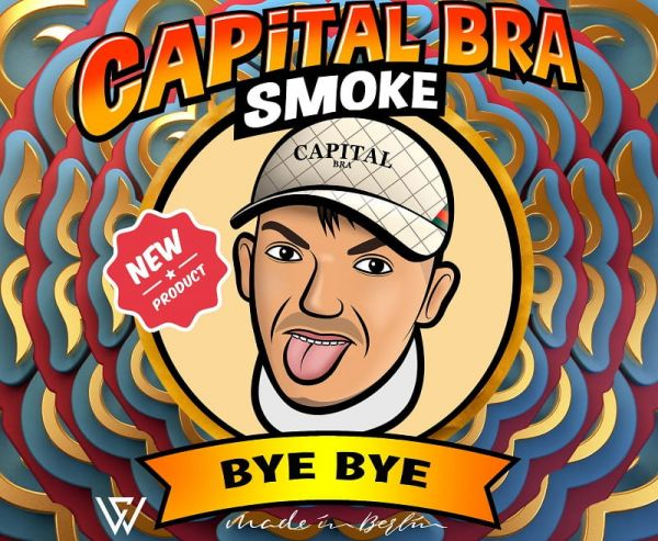 Capital Bra Smoke - Bye Bye 200g