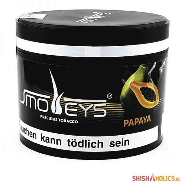 Smokeys - Papaya 200g