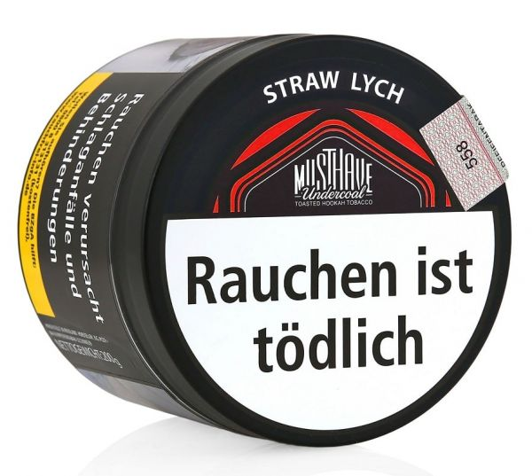 Musthave - Straw Lych 200g