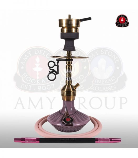 AMY Fusion Shine Mini SS33.03 - Pink RS Gold