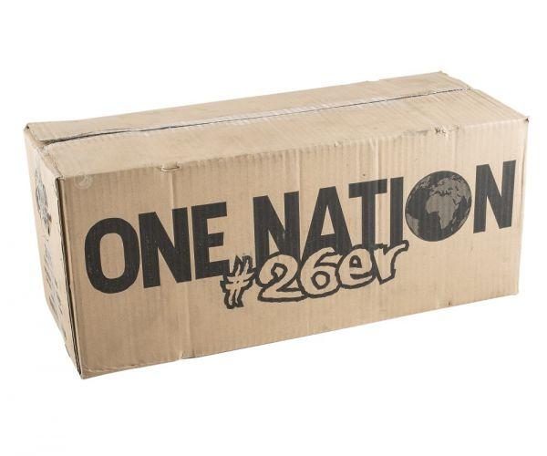 One Nation Shisha Cubes #26er - 20kg Gastro