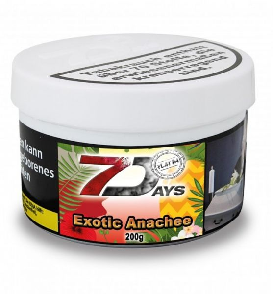 7Days Platin - Exotic Anachee 200g