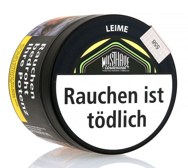 Musthave - Leime 200g