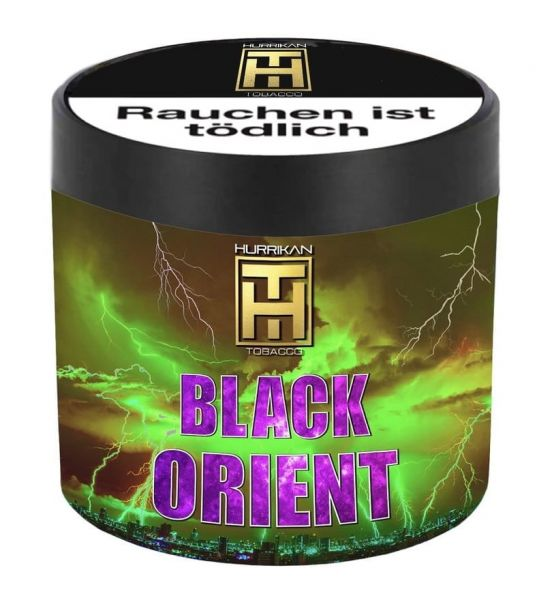 Hurrikan - Black Orient 200g
