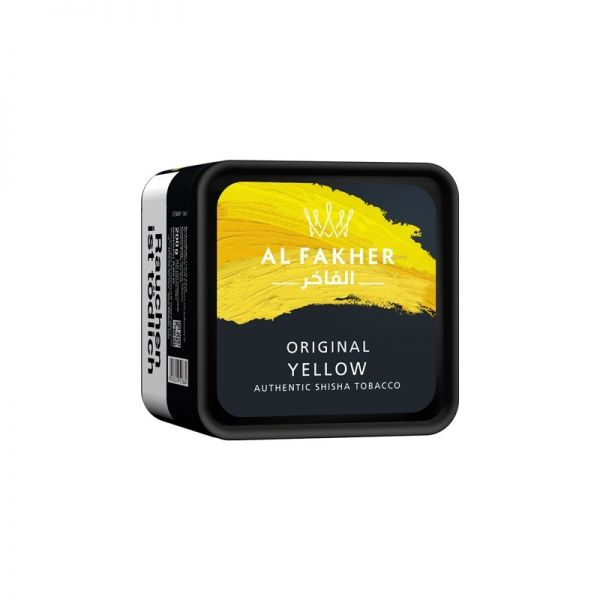 Al Fakher - Yellow 200g