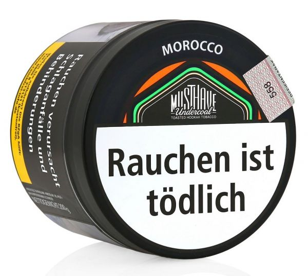 Musthave - Morocco 200g