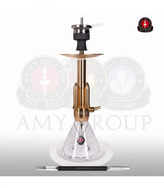 AMY Little Rocket 067.02 - Clear RS Gold