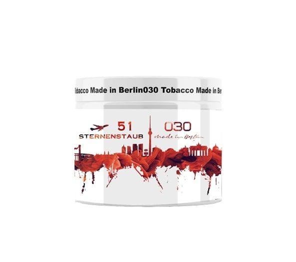 030 Tabak - Sternenstaub 51 200g