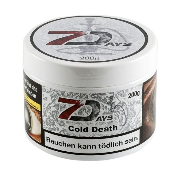 7Days Classic - Cold Death 200g