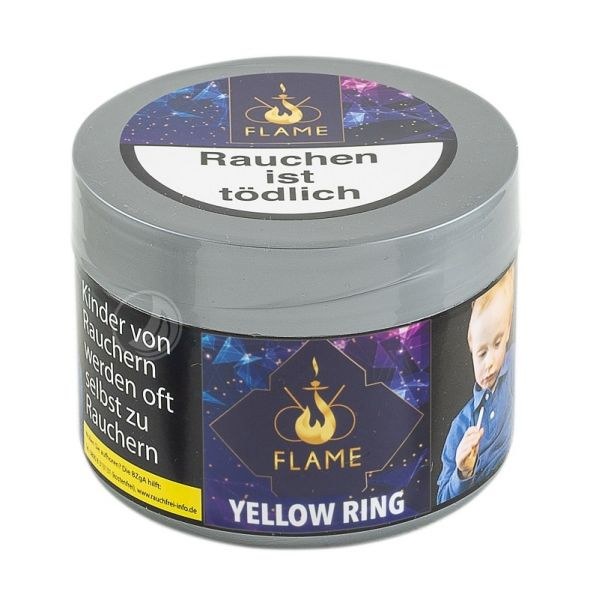 Flame - Yellow Ring 200g