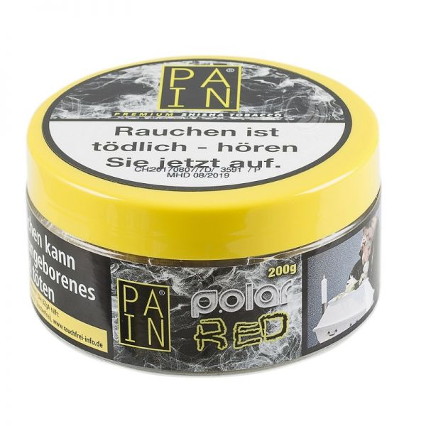 Pain - Polar Red 200g