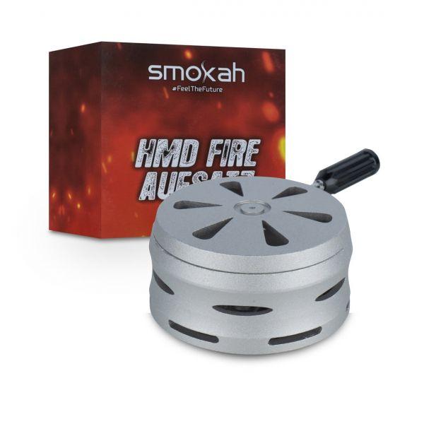 Smokah HMD Fire Aufsatz - Silver