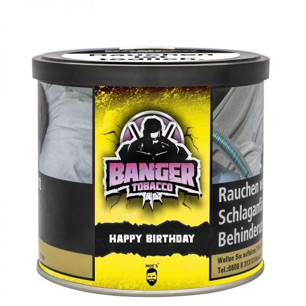 Banger - HAPPY BIRTHDAY 200g