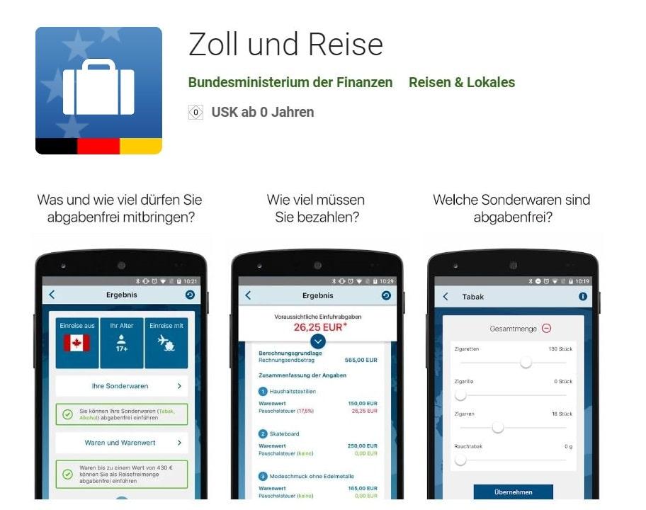 zoll-app
