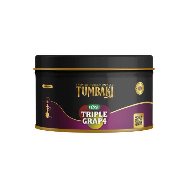 Tumbaki - Triple Grap4 Flash 200g