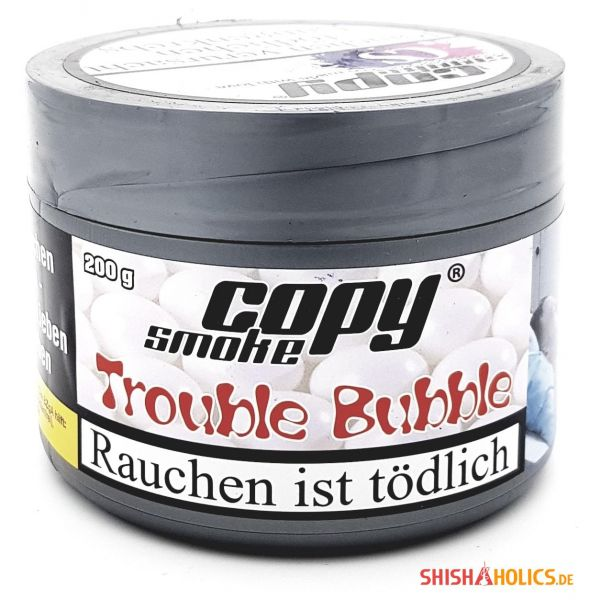 Copy Smoke - Trouble Bubble 200g