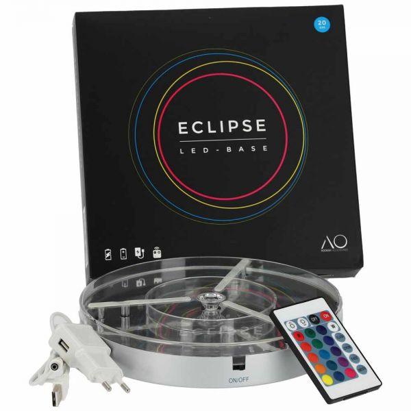 AO Eclipse LED-Untersetzer - 20cm