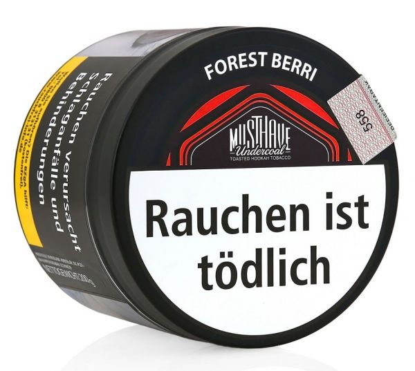 Musthave - Forest Berri 200g