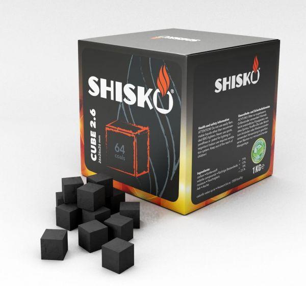 Shisko Premium Naturkohle - 1kg