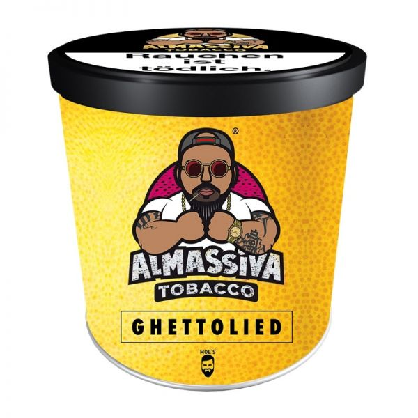 Al Massiva - Ghettolied 200g