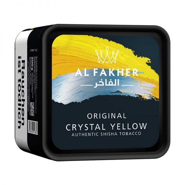 Al Fakher - Crystal Yellow 200g