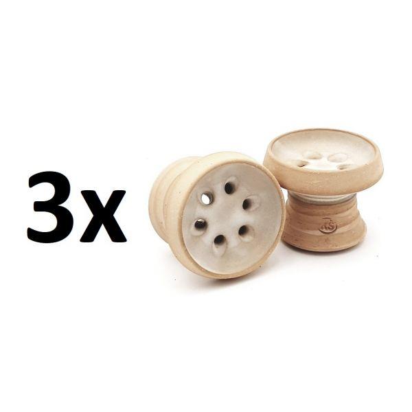 KS APPO Mini - Weiß (3 Stück)