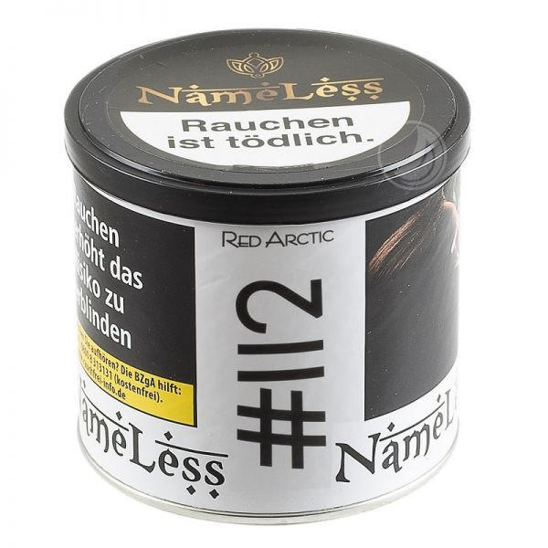 NameLess Special Edition - #112 Red Arctic 200g