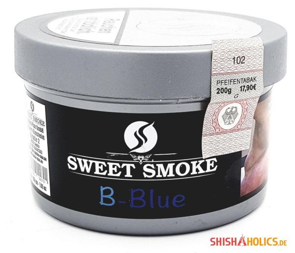 Sweet Smoke - B-Blue 200g