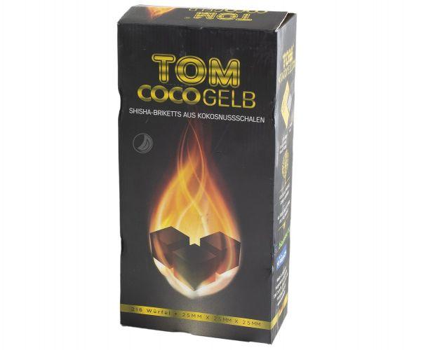 Tom Coco Gelb - 3kg