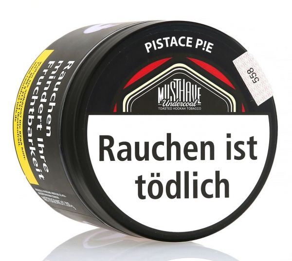 Musthave - Pistace P!E 200g