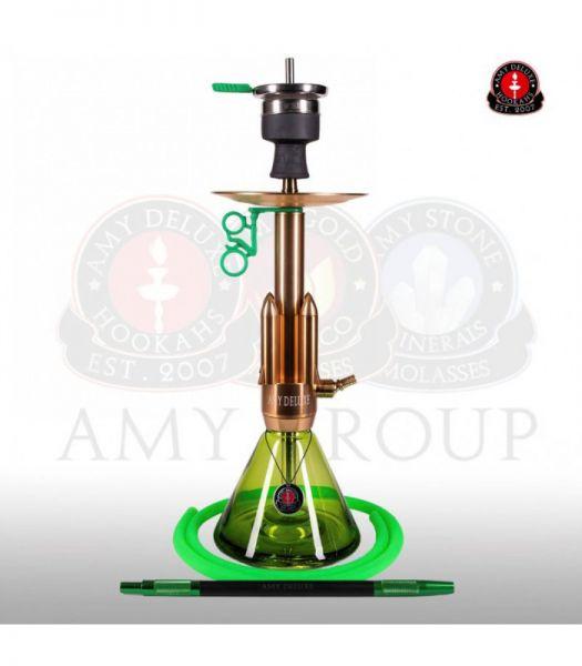 AMY Little Rocket 067.02 - Green RS Gold