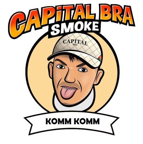Capital Bra Smoke - Komm Komm 200g