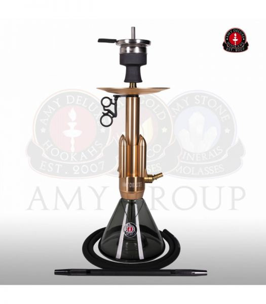 AMY Little Rocket 067.02 - Black RS Gold